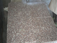 Bainbrook Brown G664 Granite Tiles