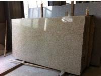 G682 Desert Gold Granite Slab