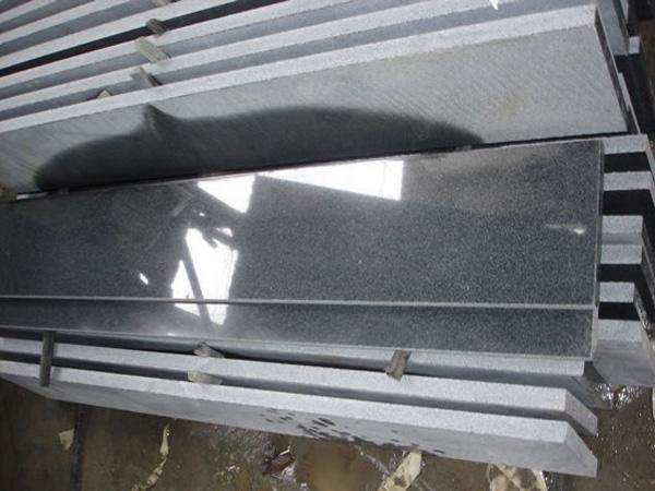 China Impala Padang Dark Granite G654 Step Stair Dawei