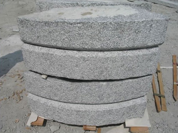 G603 Cheap Granite Kerbstone, Grey Granite Curbs - Dawei
