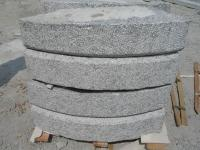 G603 Cheap Granite Kerbstone, Grey Granite Curbs