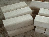 G682 Padang Yellow Granite Kerbstone