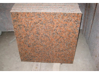 Maple Red Granite Tile, G562 Granite