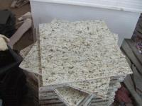 Polished Giallo Ornamental Granite Tiles