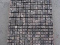 Light Emperador Brown Marble Polished Mosaic Tiles