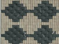 Travertine Mosaic Tiles,Mosaic Medallion Tiles