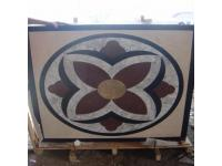 China Marble Waterjet Medallion