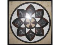 Square Marble Mosaic Patterns