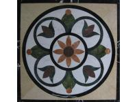 Marble Waterjet Pattern Tiles