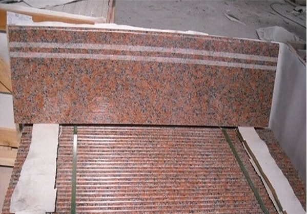 Cut Granite Marble Stair Treads